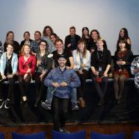 Das Team des 33. Unabhängigen FilmFest Osnabrück Foto: Harald Keller.Os