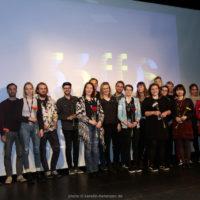Das Team des 33. Unabhängigen FilmFest Osnabrück