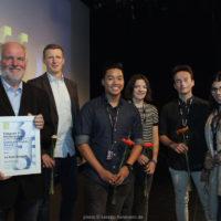 Preisverleihung: Filmpreis für Kinderrechte