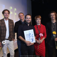 Preisverleihung: Friedensfilmpreis Osnabrück. Gewinner: The Distant Barking of Dogs