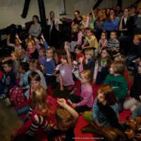 Tag 4: auch die Kleinsten haben das UFOlino-Programm genossen!