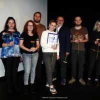 Tag 4: Preisträgerin Elena Koptseva und die studentische Jury um Brenda Lien